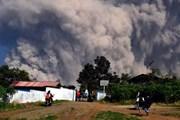 Indonesia: Núi lửa Merapi lại hoạt động gây ảnh hưởng tới người dân
