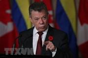 Colombia đóng cửa sớm biên giới chuẩn bị bầu cử tổng thống