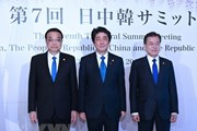 Trung Quốc kiếm thêm cuộc gặp thượng đỉnh ba bên với Nhật và Hàn