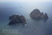 Nhật Bản phản đối Hàn Quốc tập trận quanh đảo tranh chấp