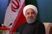 Tổng thống Iran Hassan Rouhani giữ vững lập trường ủng hộ Qatar