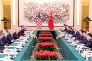 Trung Quốc cáo buộc Mỹ không kiên định trong thương mại