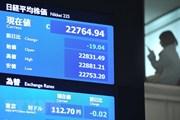 Chứng khoán châu Á mất điểm do lo căng thẳng thương mại toàn cầu