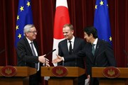 Nhật Bản và EU chuẩn bị ký kết hiệp định thương mại tự do