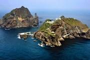 Hàn Quốc phản đối Nhật đưa quần đảo tranh chấp vào sách giáo viên