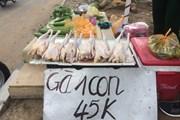"""Thành phố Hồ Chí Minh: Cần có giải pháp kiểm soát gà """"siêu rẻ"""""""