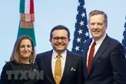 Mexico và Canada lạc quan về việc sớm đạt được NAFTA sửa đổi