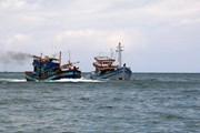 Malaysia bắt giữ gần 40 ngư dân Việt Nam do đánh cá trái phép