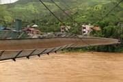 Cần sớm có kết luận nguyên nhân sự cố tụt cáp cầu treo ở Sơn La