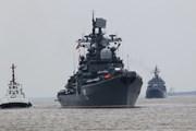 Nga mở rộng phạm vi hải quân ở khu vực Ấn Độ Dương-Thái Bình Dương