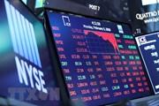 Thị trường chứng khoán ở châu Âu và Mỹ đồng loạt giảm điểm