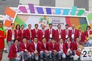 Đoàn Thể thao Việt Nam đã sẵn sàng cho ASIAD 2018 ở Indonesia