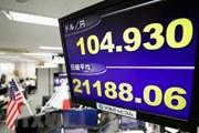 Thị trường chứng khoán châu Á phần lớn tăng điểm phiên đầu tuần