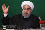 Tổng thống Hassan Rouhani khẳng định Mỹ không dám tấn công Iran