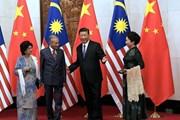 Trung Quốc và Malaysia tăng cường hợp tác trong nhiều lĩnh vực