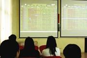 Nhóm vốn hóa lớn đồng loạt tăng giá, VN-Index vượt mốc 820