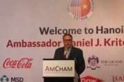 AmCham Hà Nội bổ nhiệm ông Michael Kelly làm Chủ Tịch Hiệp hội