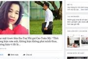 Cảnh giác với các chia sẻ tin giật gân, câu khách trên Facebook