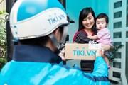 Tiki giao iPhone mới tới khách hàng trong 1 tiếng mở bán ở Việt Nam