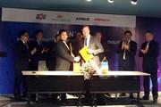 FPT sẽ sử dụng nền tảng Airbus để phát triển công nghệ hàng không