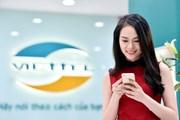 Tập đoàn Viettel đạt gần 250.000 tỷ đồng doanh thu trong năm 2017