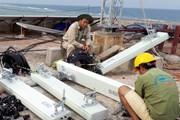 Cận Tết, Viettel hoàn tất củng cố mạng lưới viễn thông ở Trường Sa