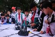 Ngày hội STEM: Đem công nghệ mới tới học sinh tỉnh Bắc Ninh