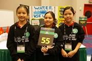 Học sinh Việt giành giải cao nhất cuộc thi First Lego League 2018