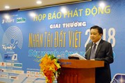 Nhân tài Đất Việt năm 2018 sẽ tăng gấp đôi giá trị giải thưởng