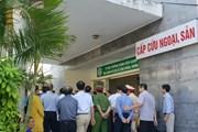 Cận cảnh các nạn nhân vụ lật tàu hỏa được cấp cứu ở Thanh Hóa