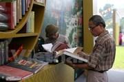 Hơn 100.000 cuốn sách được bày bán tại Ngày hội sách cũ TP.HCM