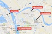 Bốn cây cầu nghìn tỷ: Đòn bẩy thép của thị trường địa ốc phía Đông