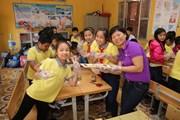 2.500 học sinh tham gia dự án cân bằng dinh dưỡng học đường
