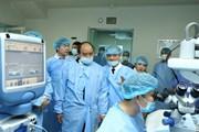 Đưa Bệnh viện Mắt Trung ương thành trung tâm nhãn khoa hiện đại