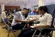 Ngày hội Trái tim tình nguyện bổ sung nguồn máu dự trữ dịp Tết