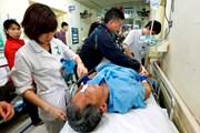 Bệnh nhân ùn ùn nhập viện Việt Đức, Bạch Mai sau kỳ nghỉ Tết