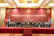 Khai mạc Hội nghị cấp cao phòng chống ma túy tiểu vùng sông Mekong