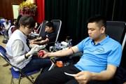 Tôn vinh 100 người hiến máu tiêu biểu toàn quốc năm 2018