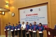 Thêm 31 bác sỹ trẻ tình nguyện về công tác vùng khó khăn, hải đảo