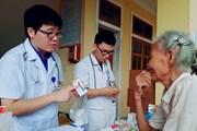Khám chữa bệnh miễn phí cho 500 người dân tại tỉnh Hà Tĩnh
