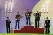 Đoàn quốc tế đánh giá cao Đà Nẵng sau lễ hội pháo hoa 2017
