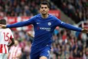 Chelsea đại thắng Stoke 4-0: Giờ thì còn ai chê Morata?
