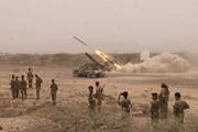 Phiến quân Houthi phóng tên lửa vào căn cứ không quân của Saudi Arabia