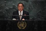 Ngoại trưởng Triều Tiên gọi Tổng thống Mỹ là ''người hoang tưởng''