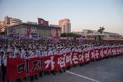 Triều Tiên tổ chức tuần hành lớn chống Mỹ tại Bình Nhưỡng