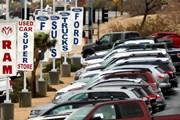 Sau bão Harvey, doanh số bán ôtô tại Mỹ tăng lần đầu tiên trong năm