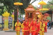 Tưng bừng khai hội mùa Thu Côn Sơn-Kiếp Bạc năm 2017
