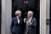 Thủ tướng Anh và chủ tịch EC nhất trí thúc đẩy đàm phán Brexit