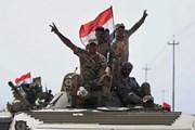 Quân đội Iraq giành quyền kiểm soát thêm các khu vực từ tay người Kurd
