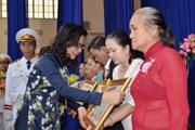 TP.HCM phong và truy tặng danh hiệu Bà Mẹ Việt Nam anh hùng